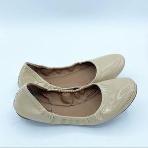 Lucky Brand Beije Ballet Flats, Size 8